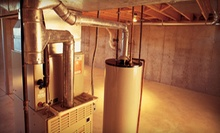 $1,899 for Gas Furnace with Installation and 10-Year Warranties from Freedom Heating and Cooling ($3,950 Value)