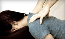 $29 for a Chiropractic Package with a Consultation, Exam, and 30-Minute Massage at ChiropractiCare ($205 Value)