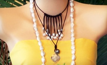 Jewelry at Lily Chartier Pearls (Up to 55% Off). Two Options Available.