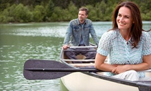 One or Two Canoe, Paddleboat, Tricycle, or Single- or Double-Kayak Rentals at Evergreen Lake House (Up to 53% Off)