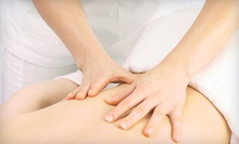 One or Three 60-Minute Massages at Heartland Wellness Clinic (Up to 59% Off)