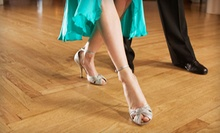Four Group Dance Lessons or Two Private Dance Lessons for One or Two at Academy Ballroom (Up to 64% Off)