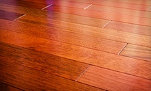 Hardwood-Floor Refinishing for Up to 250 or 650 Square Feet from Ace Cleaning (Up to 54% Off)