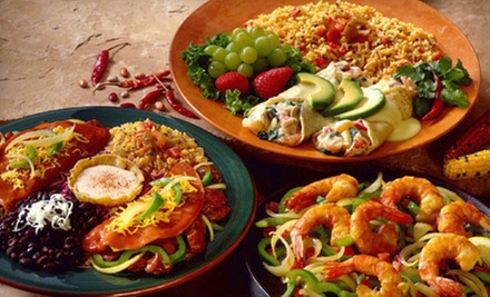 Gourmet Mexican Cuisine at El Kiosco Tapatio (Half Off). Two Options Available.