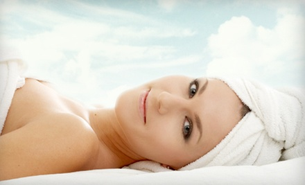 One LED Skin Treatment with Facial or Three or Six LED Skin Treatments at Pure Esthetics Skin Care (Up to 63% Off)