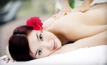 Spa Package or Swedish, Deep-Tissue, or Thai Massage with Meditation Class at Revival Salon and Spa (Up to 66% Off)
