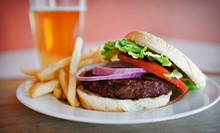 Pub Meal with Appetizers and Drinks for Two or Four at Social Tap (Up to 62% Off)