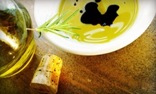 $10 for $20 Worth of Single Varietal Olive Oils and Aged Balsamic Vinegars at Olivastro Oils & Balsamics