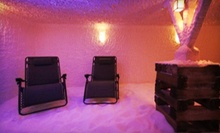One or Three 45-Minute Salt-Room Sessions at Hygea Wellness Co &amp; Salt Room (Up to 60% Off)