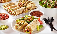 Mexican Meal for Two or Four at Baja Fresh (Up to 52% Off)