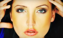 Permanent Makeup for Eyebrows or Permanent Eyeliner for the Upper, Lower, or Both Eyelids at Mad Makeup (Up to 66% Off)