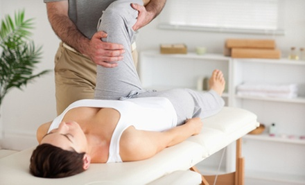 $45 for a Chiropractic-Treatment Package with Three Adjustments at Completely Natural Chiropractic (Up to $538 Value)