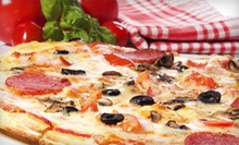 $8 for $16 Worth of Pizza, Pasta, and Salad at Pizza Fino