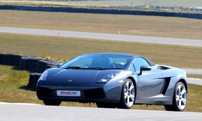 Drive Me - Seighford: Junior Supercar Driving: Six (£45) or 12 (£59) Laps Plus 4x4 Passenger Ride (£69) at Drive Me (Up to 52% Off)