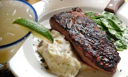 Southwest Dinner at Canyon Cafe (Up to 42% Off). Two Options Available.