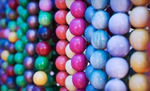 Jewelry Classes or $25 for $50 Worth of Jewelry at The Sugar Factory by Gay Isber Designs. Four Options Available.