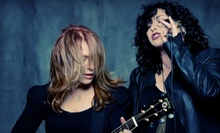 Heart with Jason Bonham's Led Zeppelin Experience on June 24 at 7:30 p.m. (Up to 68% Off)