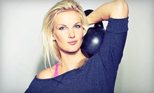 Eight Anti-BootCamp Sessions or One or Three Months of Three Weekly Sessions at IronBody Fitness (Up to 78% Off)