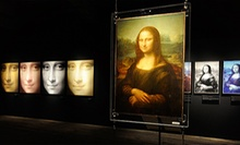 "$15 to See ""Da Vinci – The Genius"" Exhibit at the Arizona Science Center (Up to $26.95 Value)"