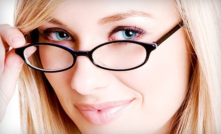 Eye Exam With Optional $175 Toward Lenses and Frames at Hawaii Vision Clinic in Aiea (53% Off)