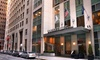 Financial District: The DoubleTree by Hilton Hotel Stay for 2 from $119/Night Deals