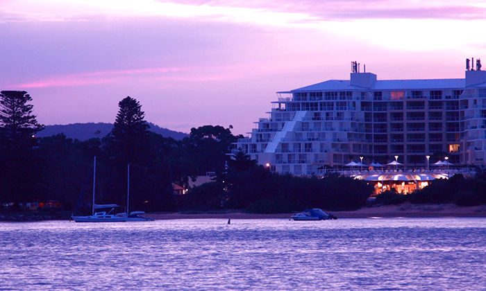 Central Coast: Resort Stay 2