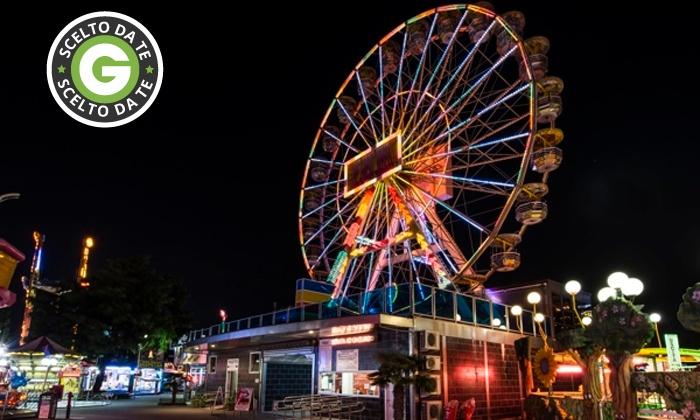 Babila srl - Segrate (MI): EuroPark Idroscalo - Ingresso al parco divertimenti di Milano a 11,90 €