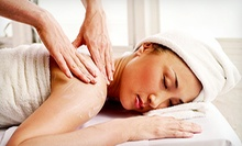60-Minute Relaxation Massage with Optional Sugar Foot Scrub at Renew U Massage & Skincare (Up to 53% Off)
