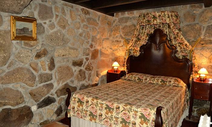 Casa de Lamas e Casal da Batoca — Cabeceiras de Basto: 1 ou 2 noites para dois em quinta com pequeno-almoço desde 39€