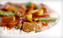 $15 for Three Groupons, Each Good for $10 Worth of Sandwiches, Salads, and Healthy Cuisine at Beautifull