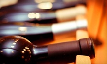 One or Three Bottles of Wine at Auriga Wine Cellars (Up to 51% Off)
