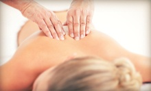 One or Three Swedish or Deep-Tissue Massages at ShaE Massage (Up to 52% Off)