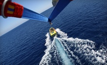 $45 for a Super Parasail Flight from Sky Pirate Parasail in Treasure Island ($90 Value)
