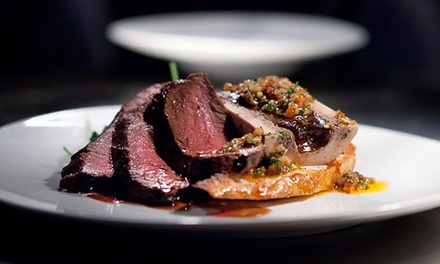 Lunch for Two or Six-Course Chef's Table Dinner with Wine for Up to Eight at Icehouse (Up to 53% Off)