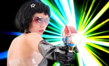 6 or 10 Games of Laser Tag or a Party for 10 with a Party Room and 2 Games of Laser Tag at Laser Zone (Up to 53% Off)