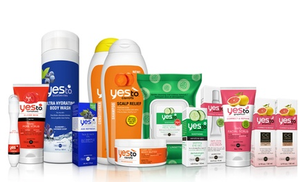 Natural Skincare Products from YesToCarrots.com (Half Off). Two Options Available.