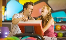 Two Hours of Bowling with Shoe Rental, Pizza, and Soda for Up to 5 or 10 at Crest Bowl (Up to 65% Off)