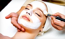 One or Three Platinum Facials from Kristi Maher at Platinum Salon & Beauty Boutique (Up to 57% Off)