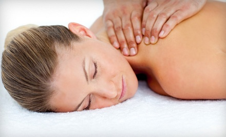Chiropractic Exam, Consultation, and Scan with a Massage or Six Adjustments at Performance Chiropractic (Up to 65% Off)