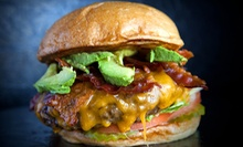 $10 for $20 Worth of Gourmet Burgers, Sides, and Drinks at Mark's Outing
