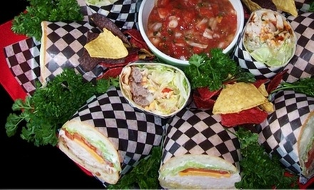 Southwestern Food for Two or Four at Hot Tommy's (Half Off)