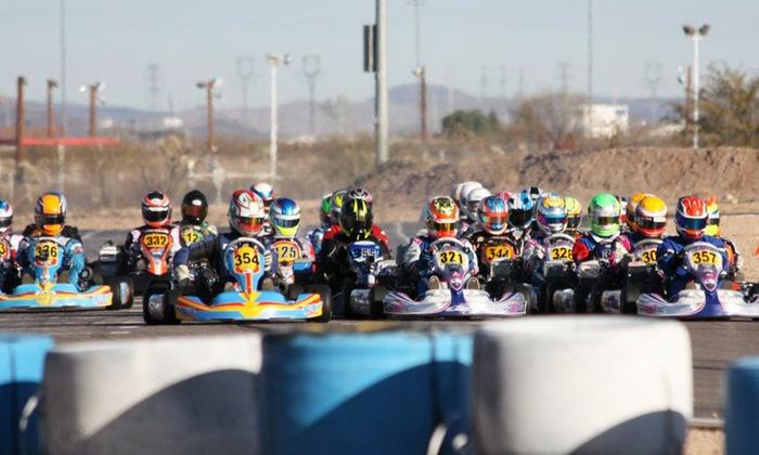 Fast kart racing or race school musselman honda circuit for Musselman honda tucson
