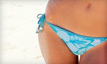 One or Three Brazilian Waxes from Melissa at Hair Graphics (Up to 58% Off)