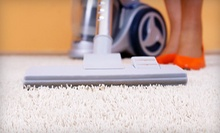 $75 for Carpet Cleaning for Three Rooms and One Hallway from Crystal Clean Inc. Ottawa (Up to $157.99 Value)