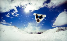 $39.99 for $80 Worth of Snowboard and Skateboard Apparel and Equipment at Shred Shop