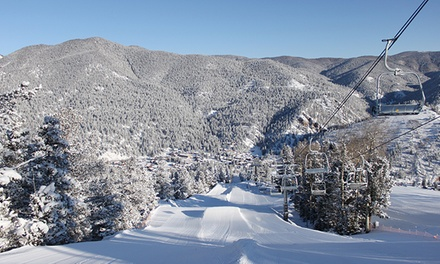 $55 for a Lift Ticket and Equipment Rental for One at Red River Ski Area ($100 Value)