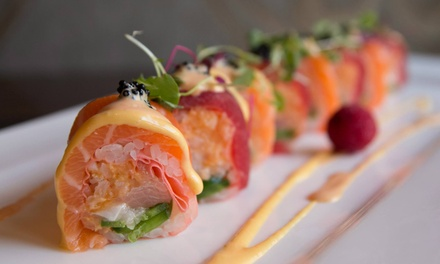 $42 for Dining Package for Two at Aji 53 Japanese Cuisine