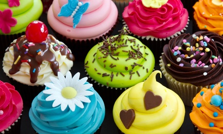 Cupcake-Decorating Workshop for One or Two Children at Cake Therapy (Up to 58% Off)