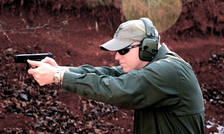 Firearms Classes at Palmetto Strategic Defense (47% Off). Four Options Available.