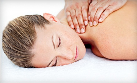$29 for a One-Hour Massage with Health Screening at HealthSource Chiropractic and Progressive Rehab ($70 Value)